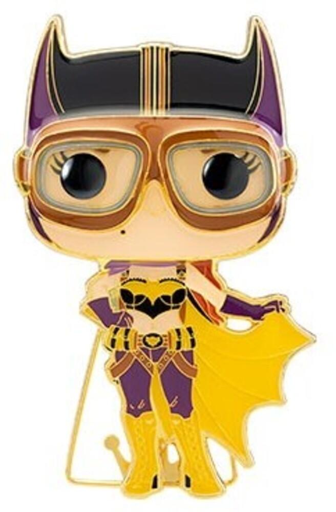 Funko Pop! Pins: - Dc Comics: Bat Girl (Vfig)