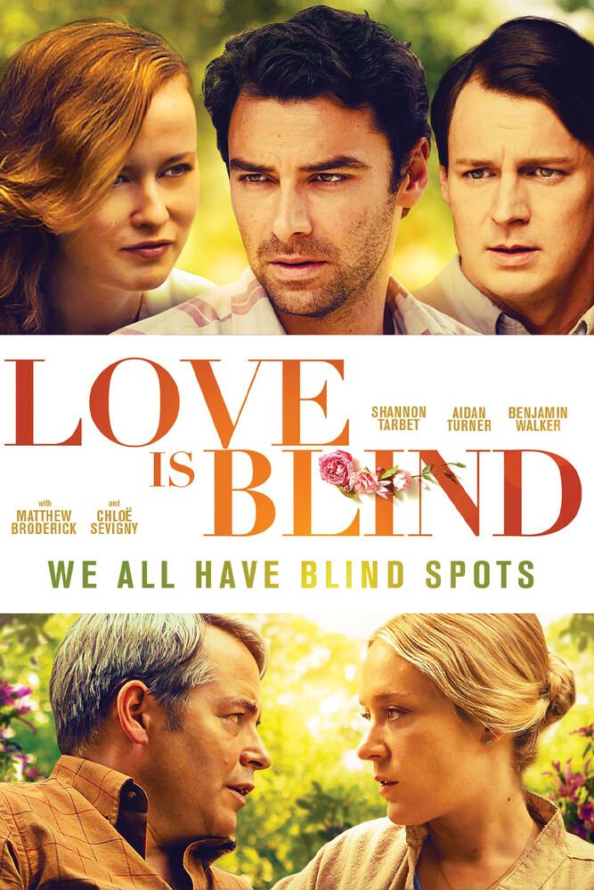 - LOVE IS BLIND