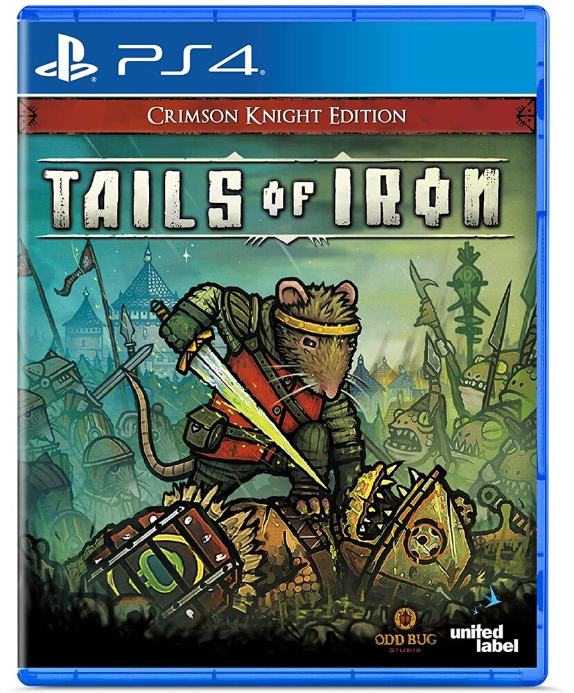 Ps4 Tails of Iron - Ps4 Tails Of Iron
