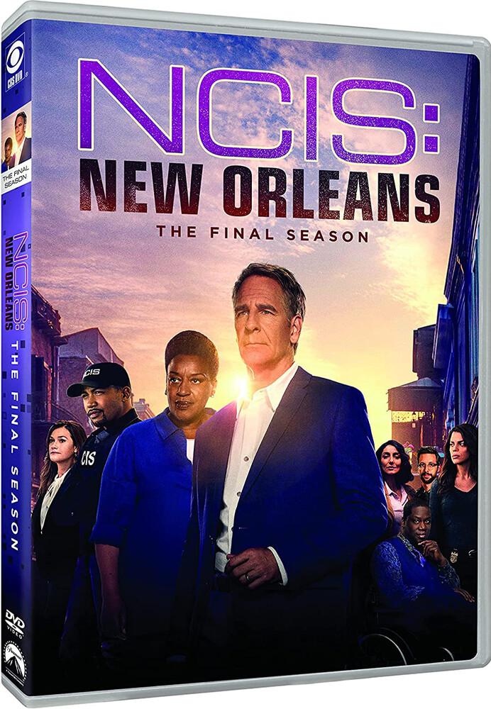 NCIS: New Orleans: Final Season - Ncis: New Orleans: Final Season (4pc) / (Box Ac3)
