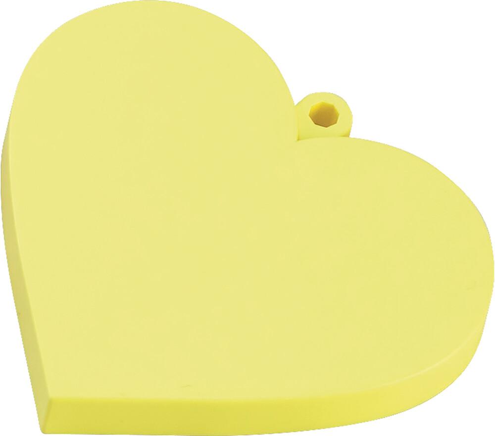 - Nendoroid More Heart Base Yellow (Clcb) (Fig)
