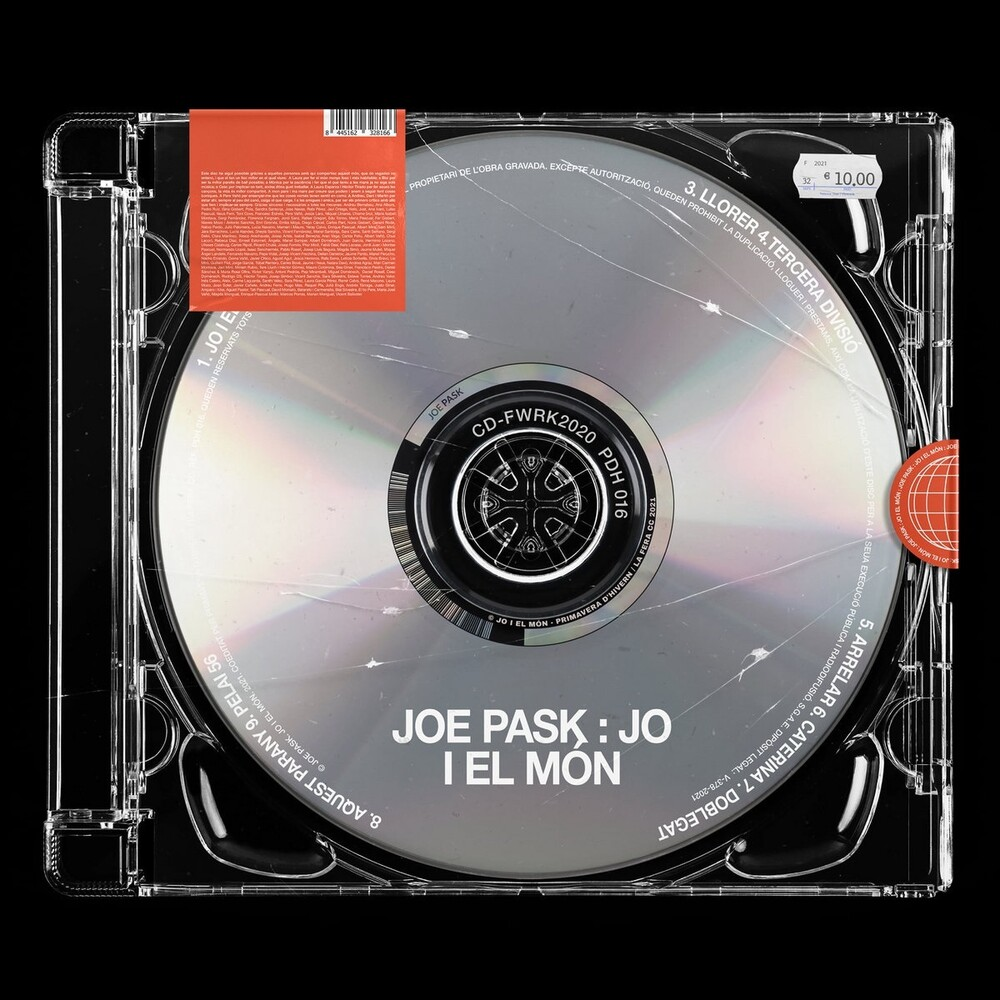 Joe Pask - Jo I El Mon (Spa)