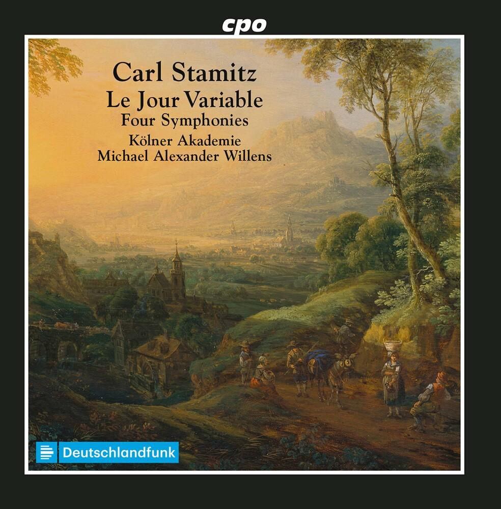 Stamitz / Kolner Akademie / Willens - Four Symphonies