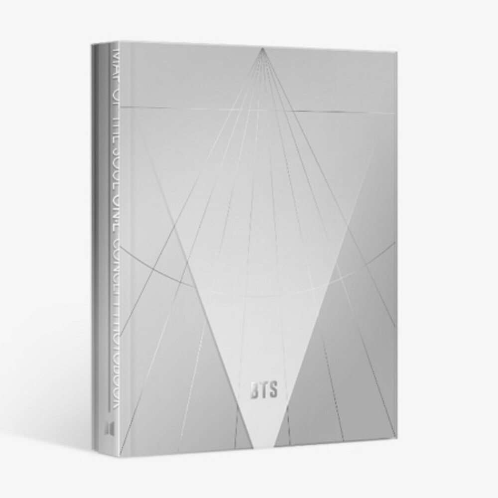 BTS - Map Of The Soul On:E Concept Photobook (Clue Ver)