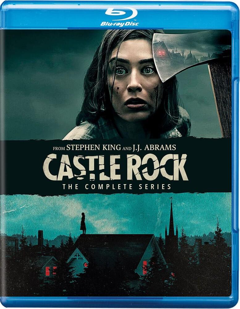 - Castle Rock: Complete Series (4pc) / (Box)