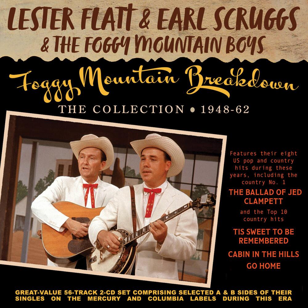 Lester Flatt  / Scruggs,Earl & Foggy Mountain Boys - Foggy Mountain Breakdown: The Collection 1948-62