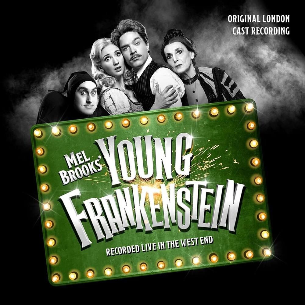 Mel Brooks - Young Frankenstein Original London Cast Recording