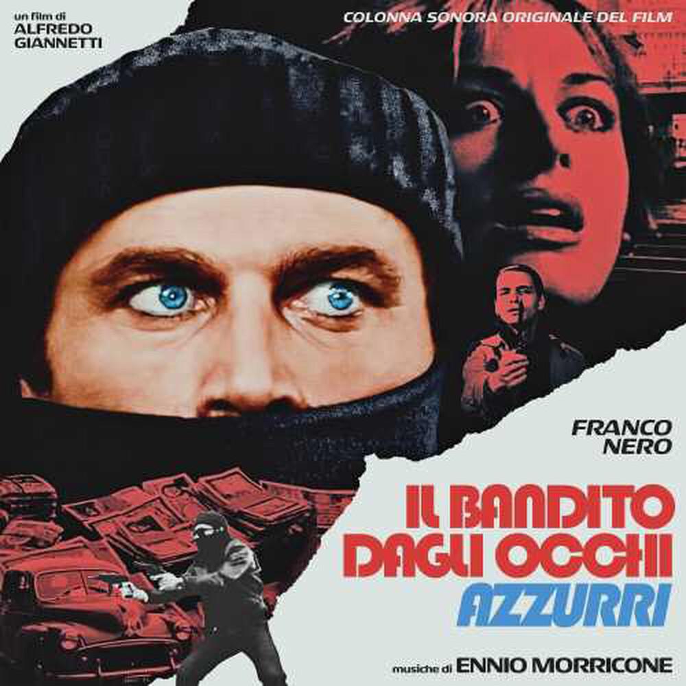 Ennio Morricone - Blue-Eyed Bandit (Il Bandito Dagli Occhi Azzurri)