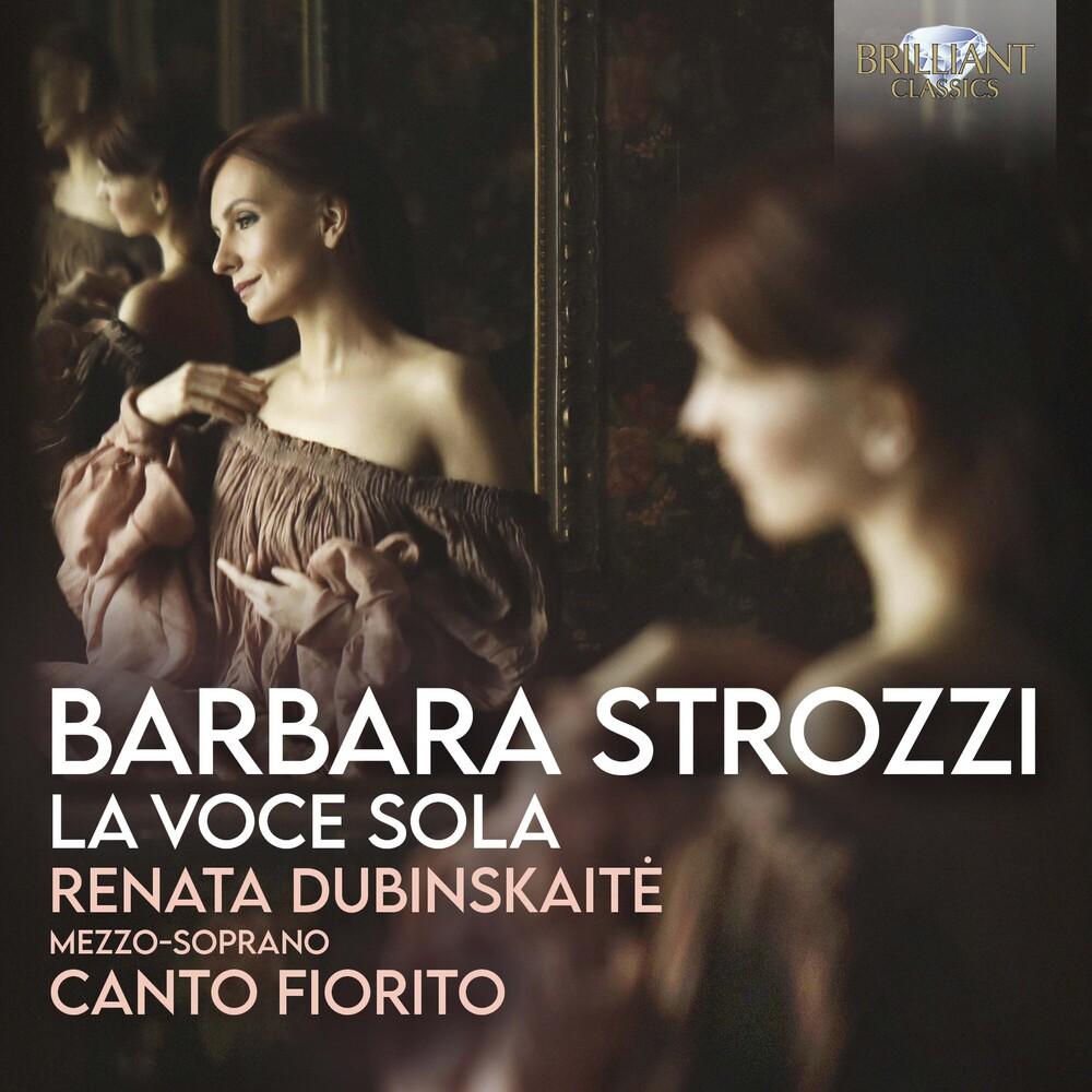 Strozzi / Dubinskaite / Canto Fiorito - La Voce Sola
