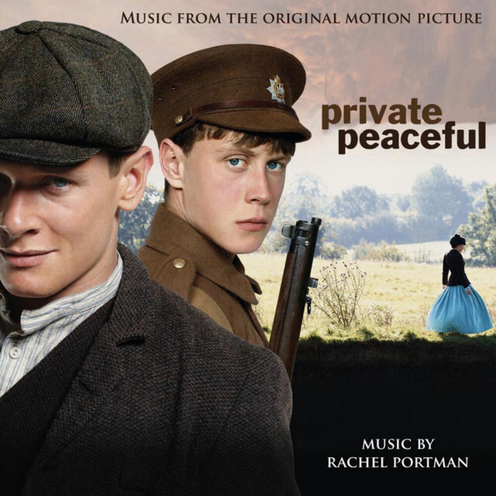 Rachel Portman  (Ltd) (Ita) - Private Peaceful / O.S.T. [Limited Edition] (Ita)