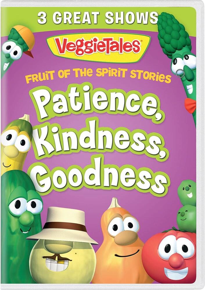Veggietales: Fruit of Spirit Stories 2 - Patience - Veggietales: Fruit Of The Spirit Stories, Vol. 2 - Patience, Kindness, Goodness