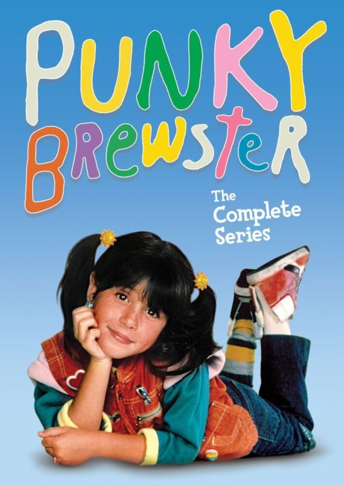 Punky Brewster: Complete Series - Punky Brewster: Complete Series (16pc) / (Box)