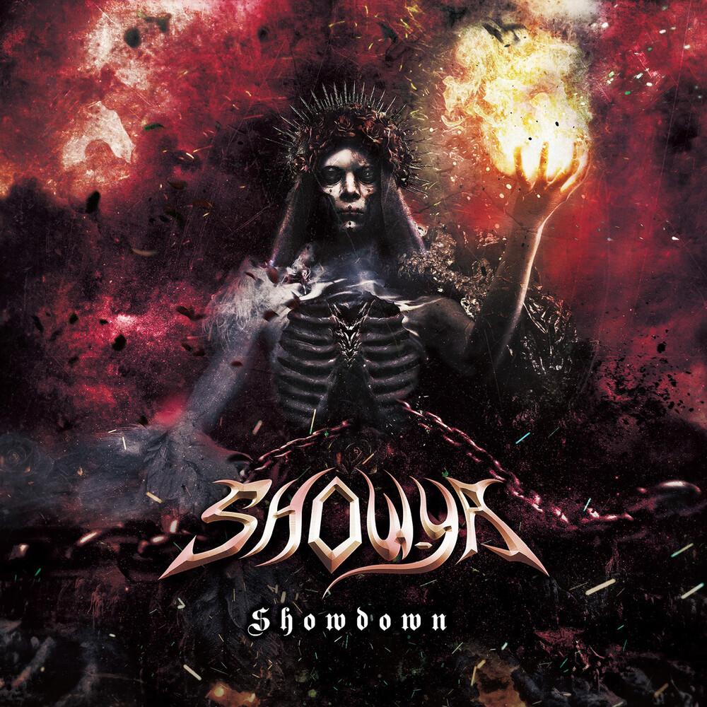 Show-Ya - Showdown [Digipak]
