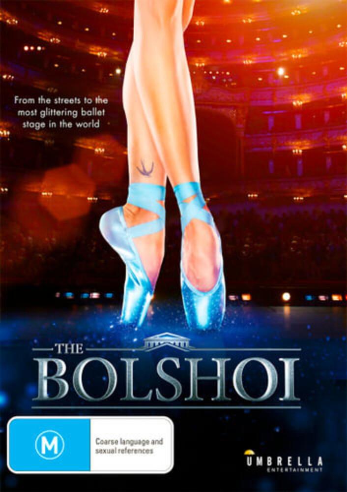 Bolshoi - Bolshoi / (Aus Ntr0)
