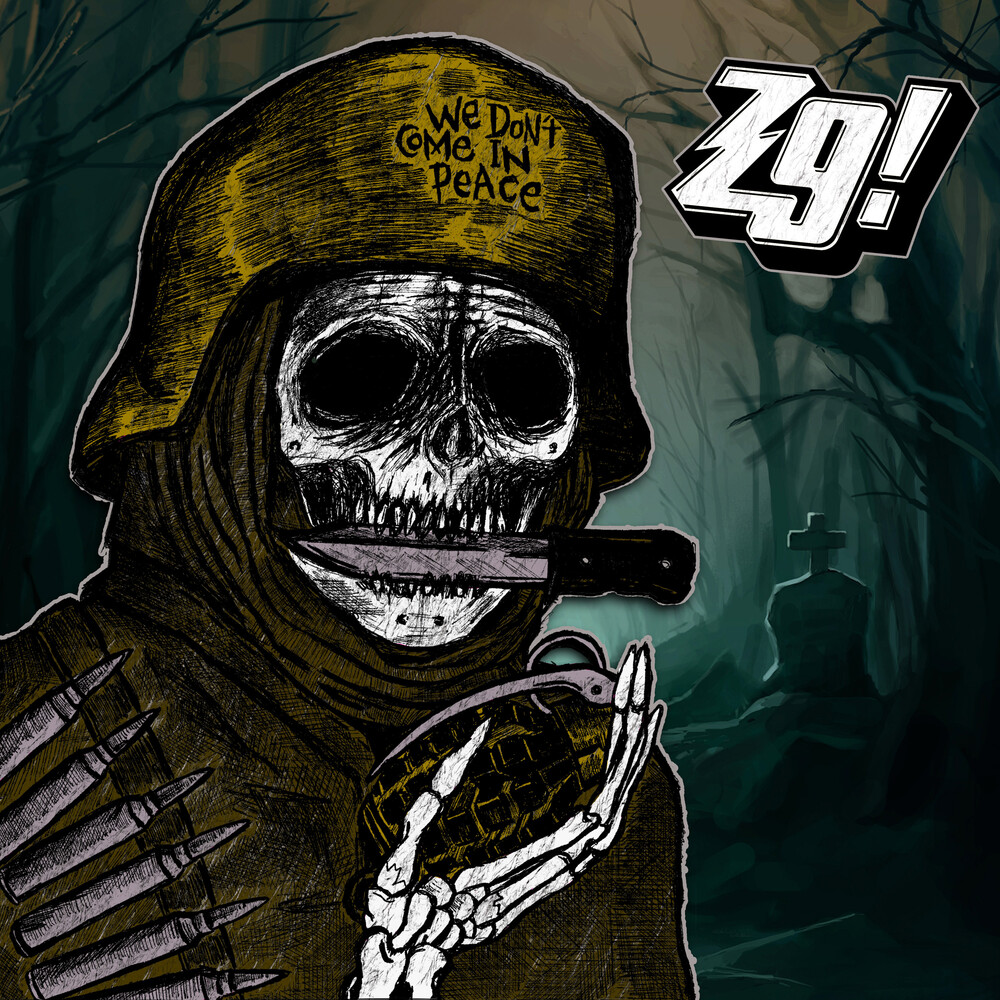 Z9! - We Don't Come In Peace