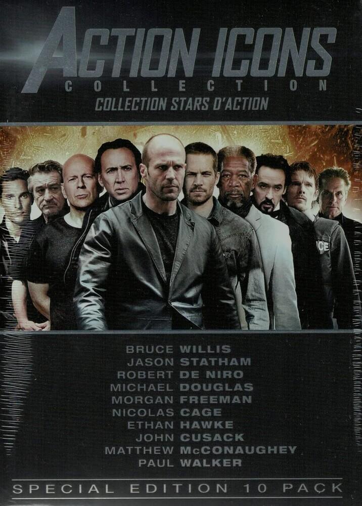 Action Icons Collection - Action Icons Collection