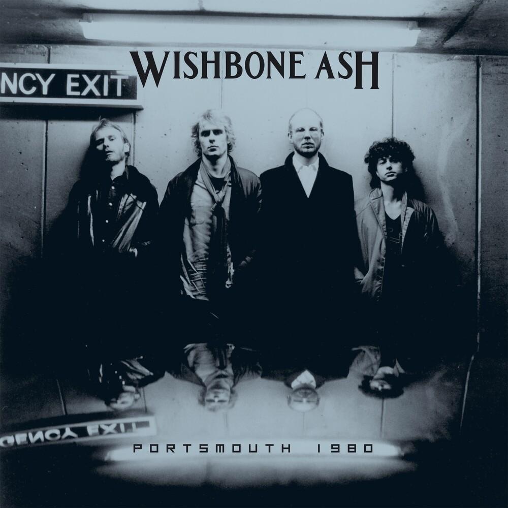 Wishbone Ash - Portsmouth 1980