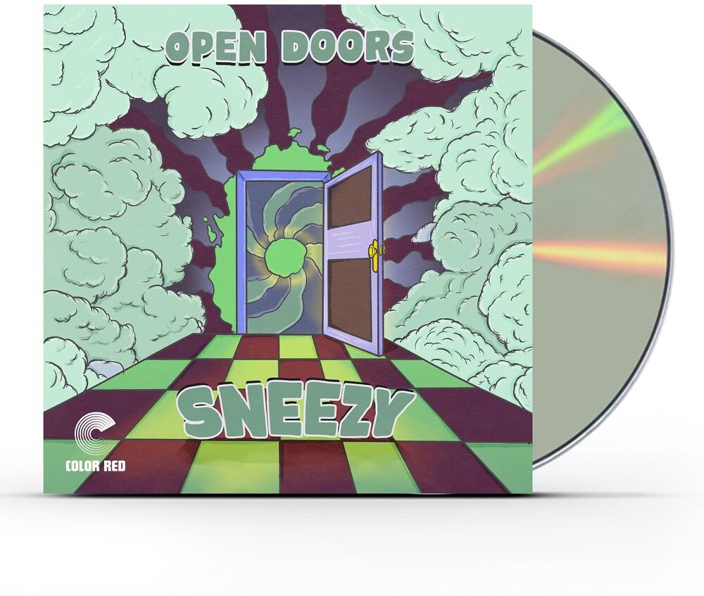 Sneezy - Open Doors [Digipak]