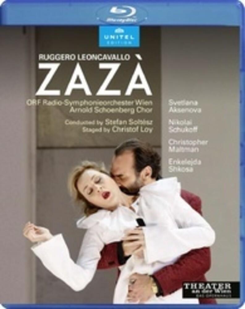 Leoncavallo / Arnold Schoenberg Chor - Zaza