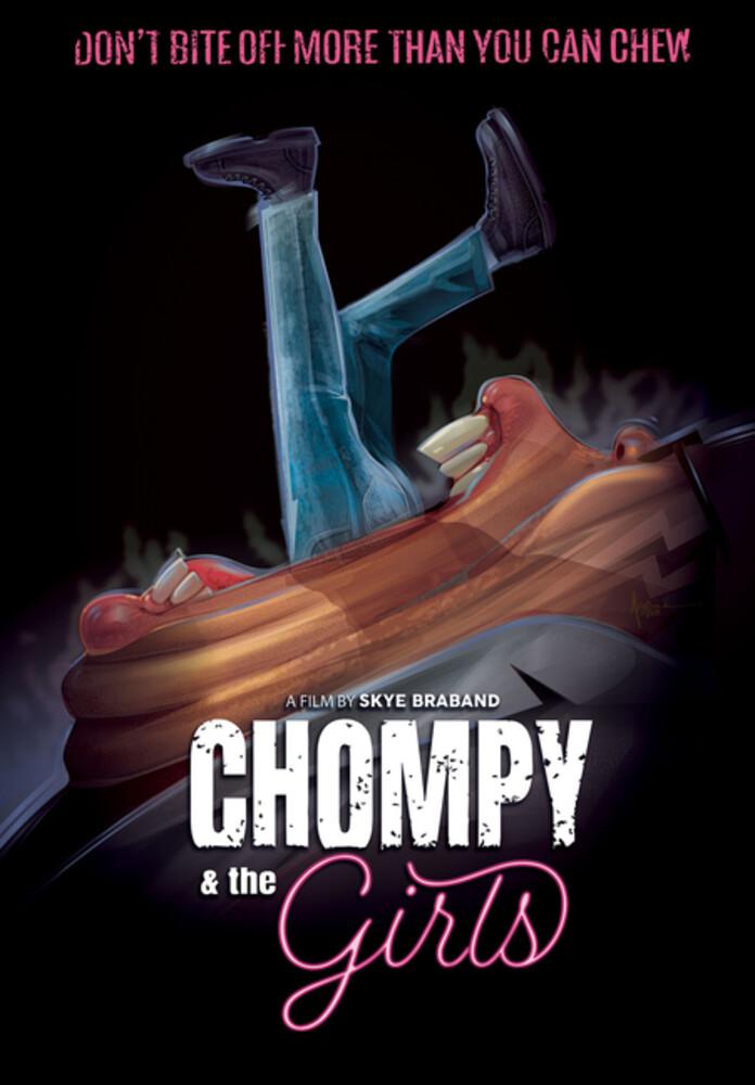 Chompy & the Girls - Chompy & The Girls / (Mod Ac3 Dol)
