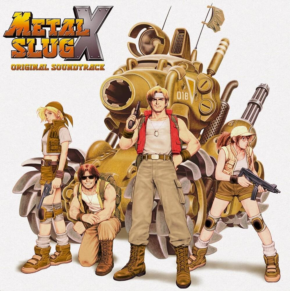 Snk Sound Team (Colv) (Org) - Metal Slug X / O.S.T. [Colored Vinyl] (Org)