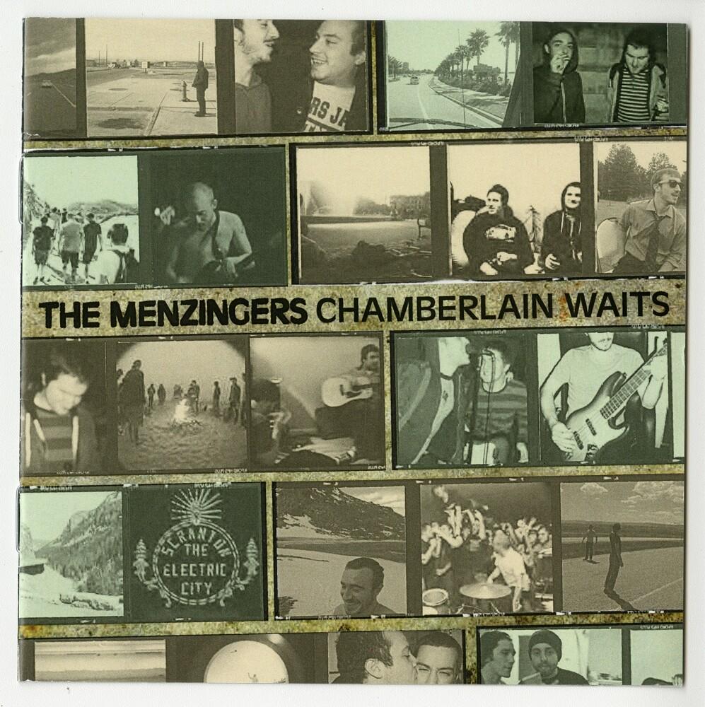 The Menzingers - Chamberlain Waits