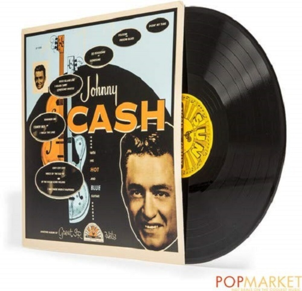 Johnny Cash - With His Hot & Blue Guitar [Vinyl]