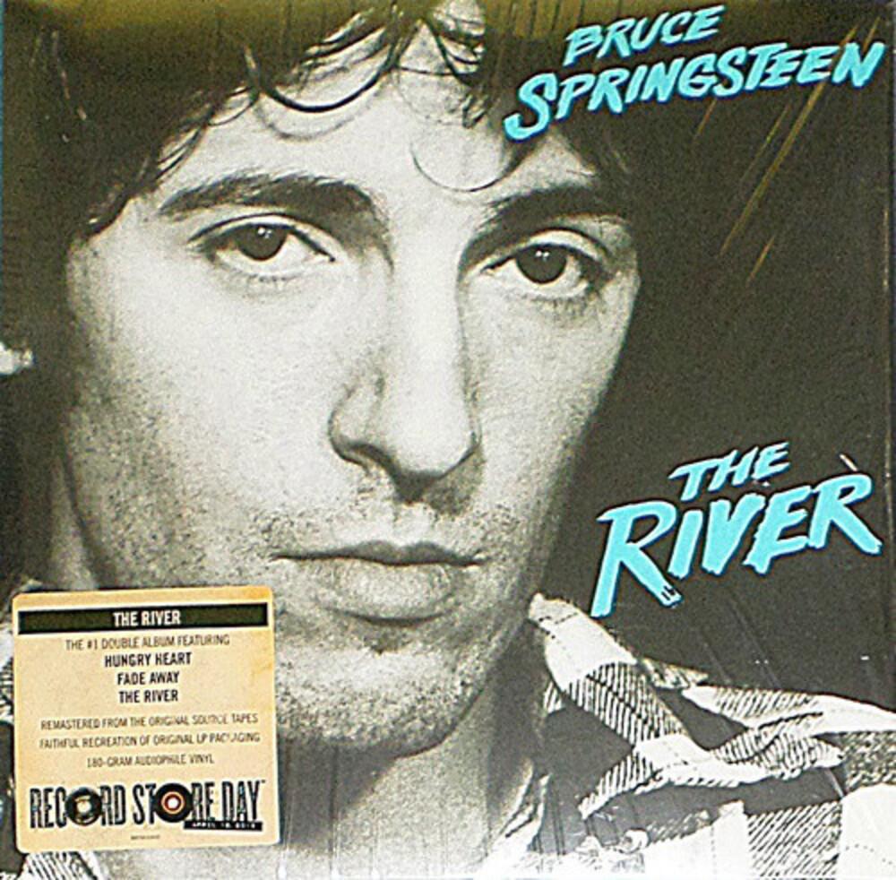 Bruce Springsteen - The River [Vinyl]