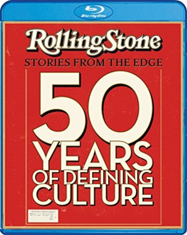 Rolling Stone: Stories From The Edge [Documentary] - Rolling Stone: Stories From The Edge