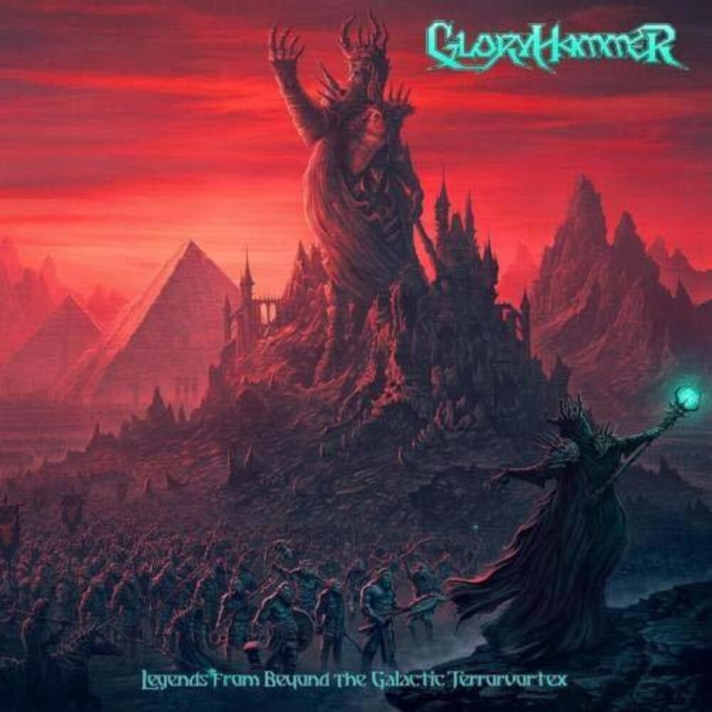 Gloryhammer - Legends From Beyond The Galactic Terrorvortex (Bonus Track) [Import]