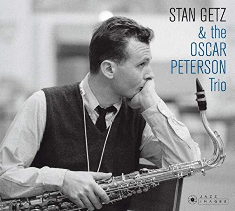 Stan Getz - Stan Getz & The Oscar Peterson Trio (Bonus Tracks) [Import]