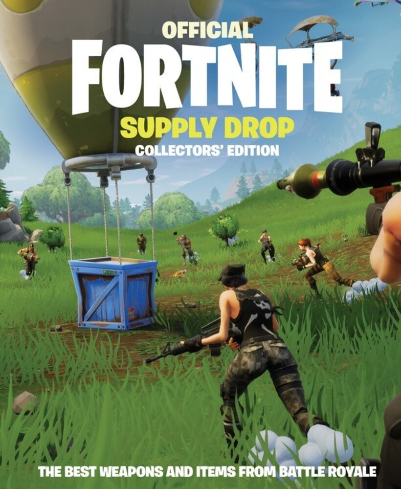 - Fortnite (Official) Adult Handbook #2