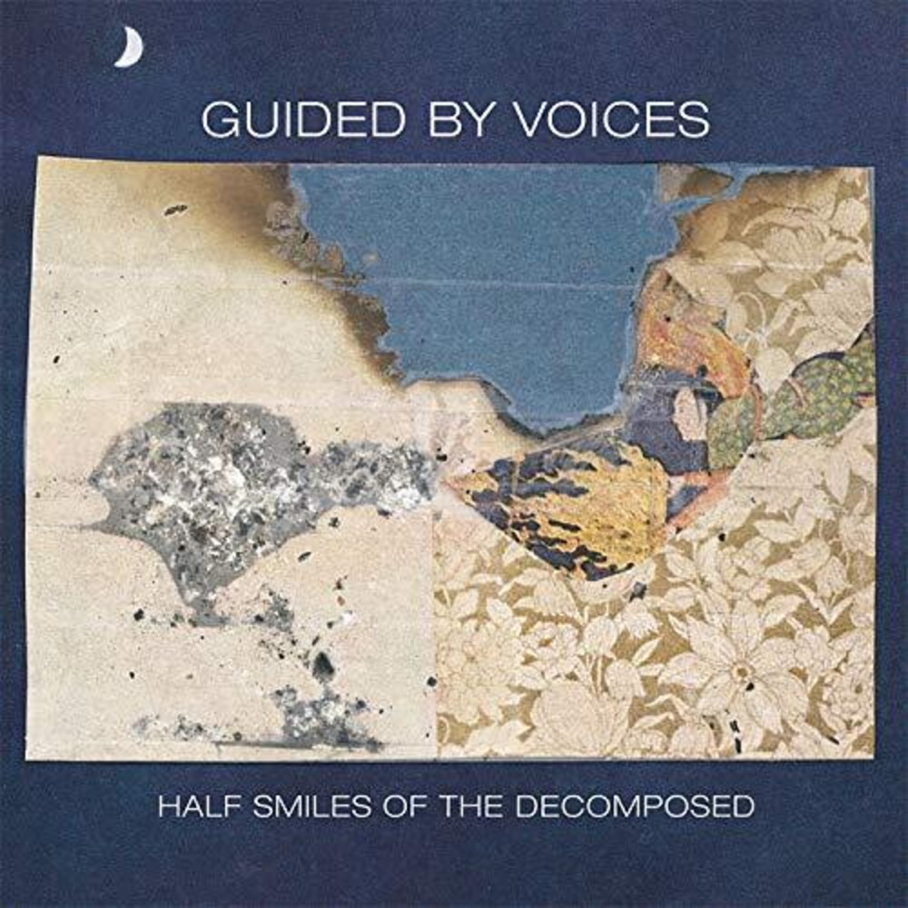 Guided By Voices - Half Smiles Of The Decomposed [Red LP]