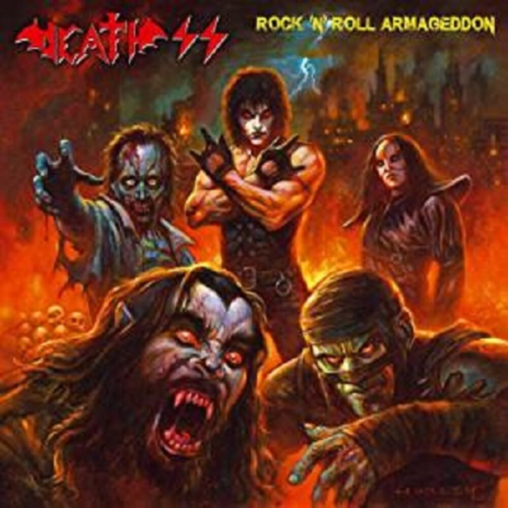 Death SS - Rock 'n' Roll Armageddon