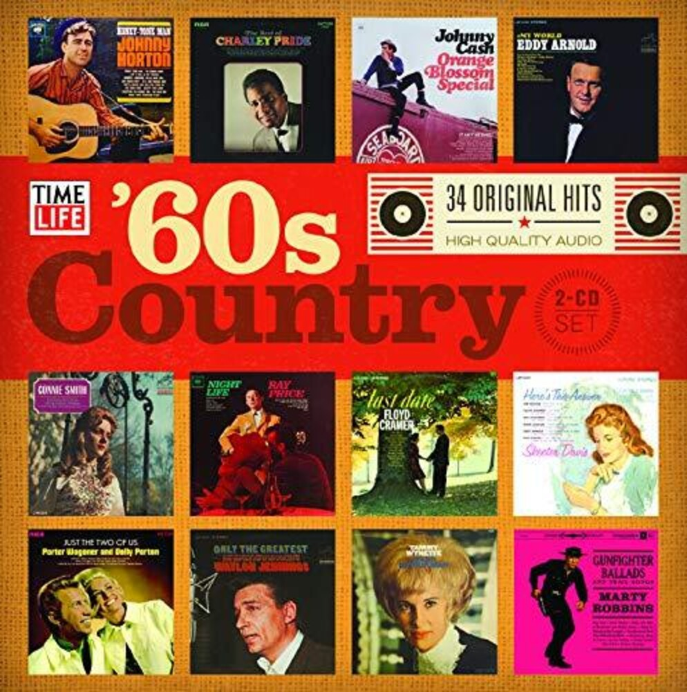 60s Country Collection / Various Box - 60s Country Collection