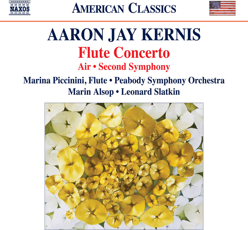 Marina Piccinini - Flute Concerto / Air