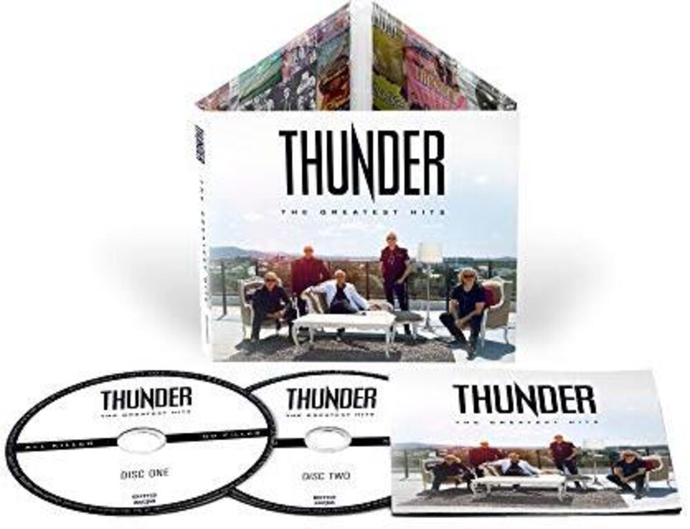 Thunder - The Greatest Hits [2CD]