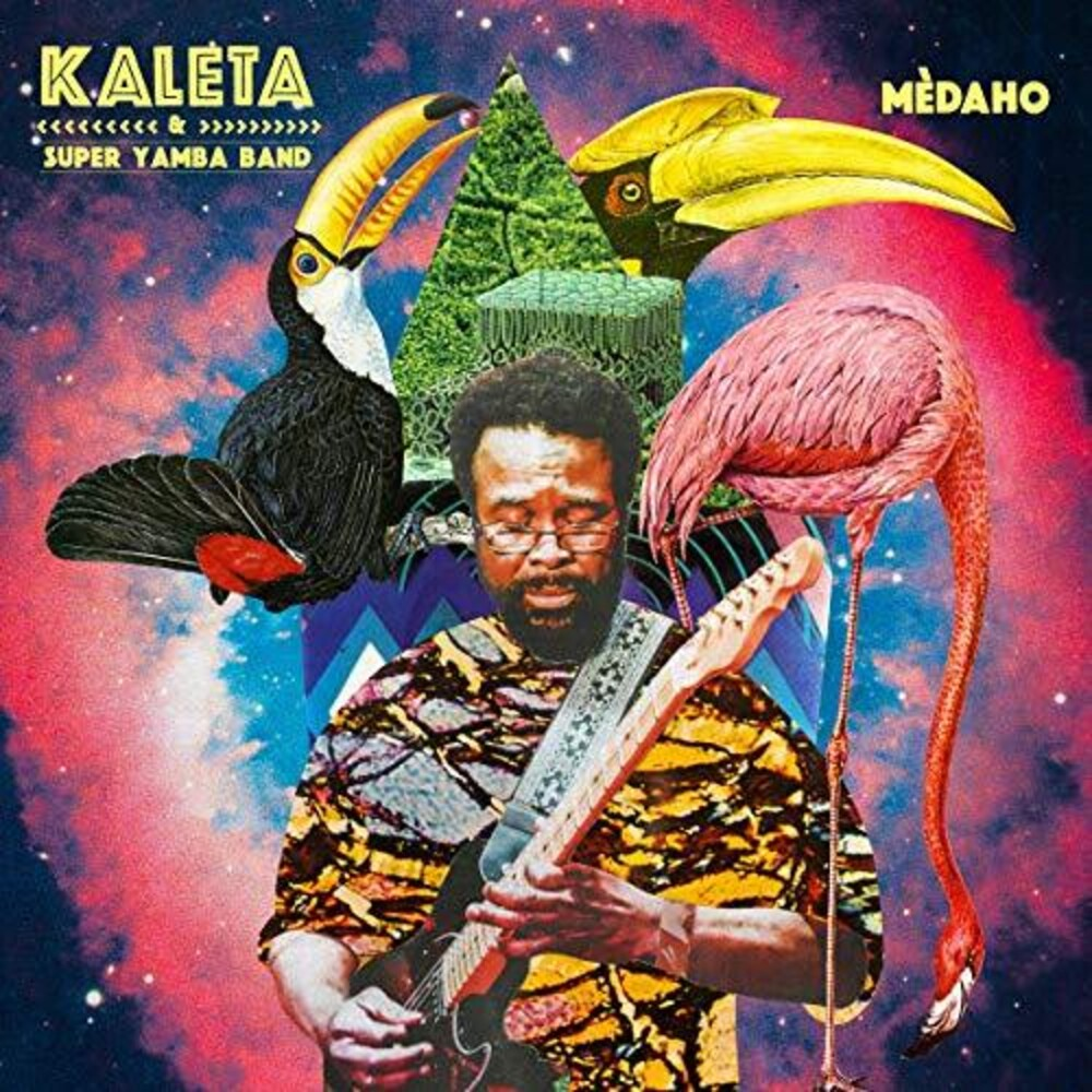 Kaleta & Super Yamba Band - Medaho