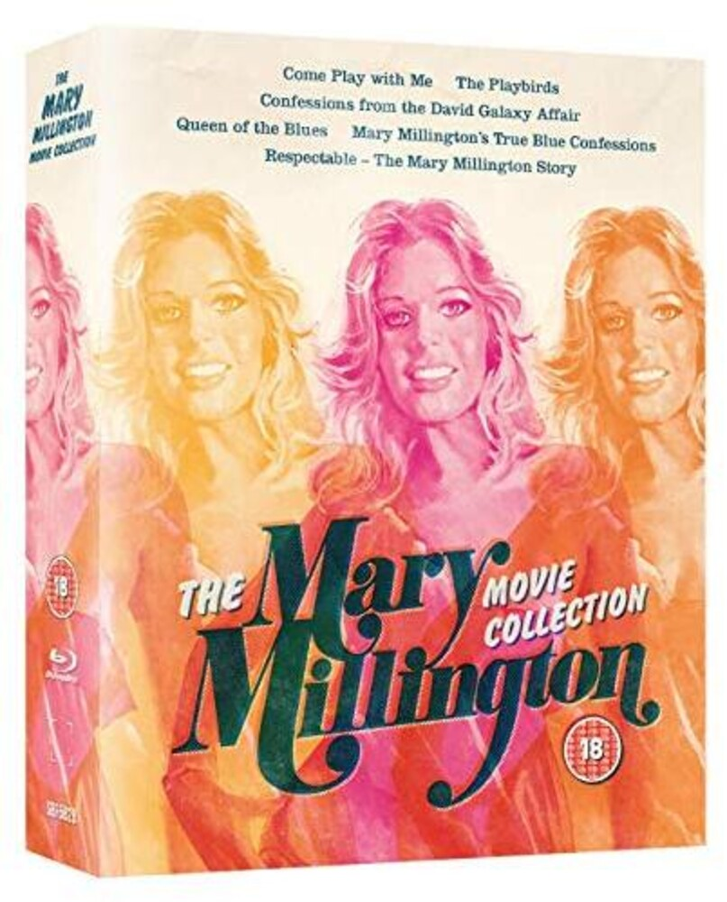 Mary Millington Movie Collection - The Mary Millington Movie Collection