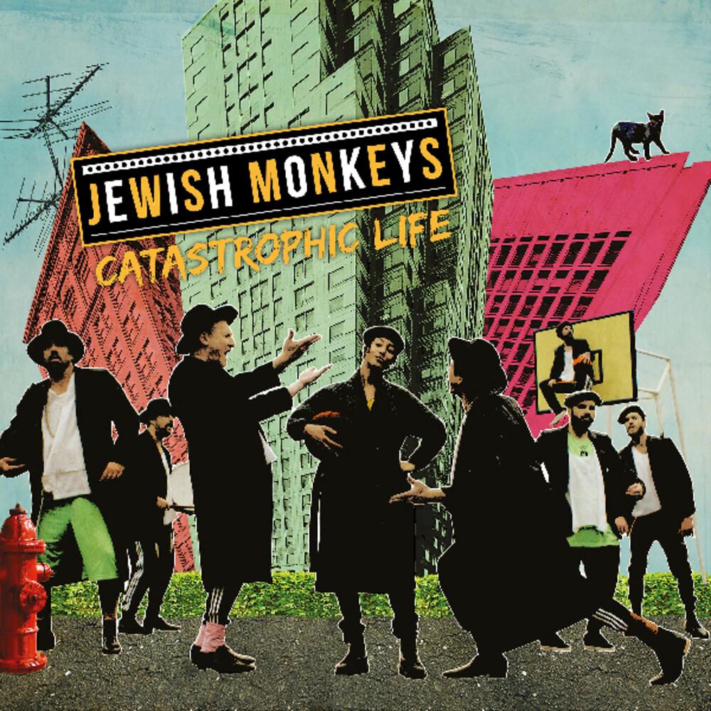 Jewish Monkeys - Catastrophic Life