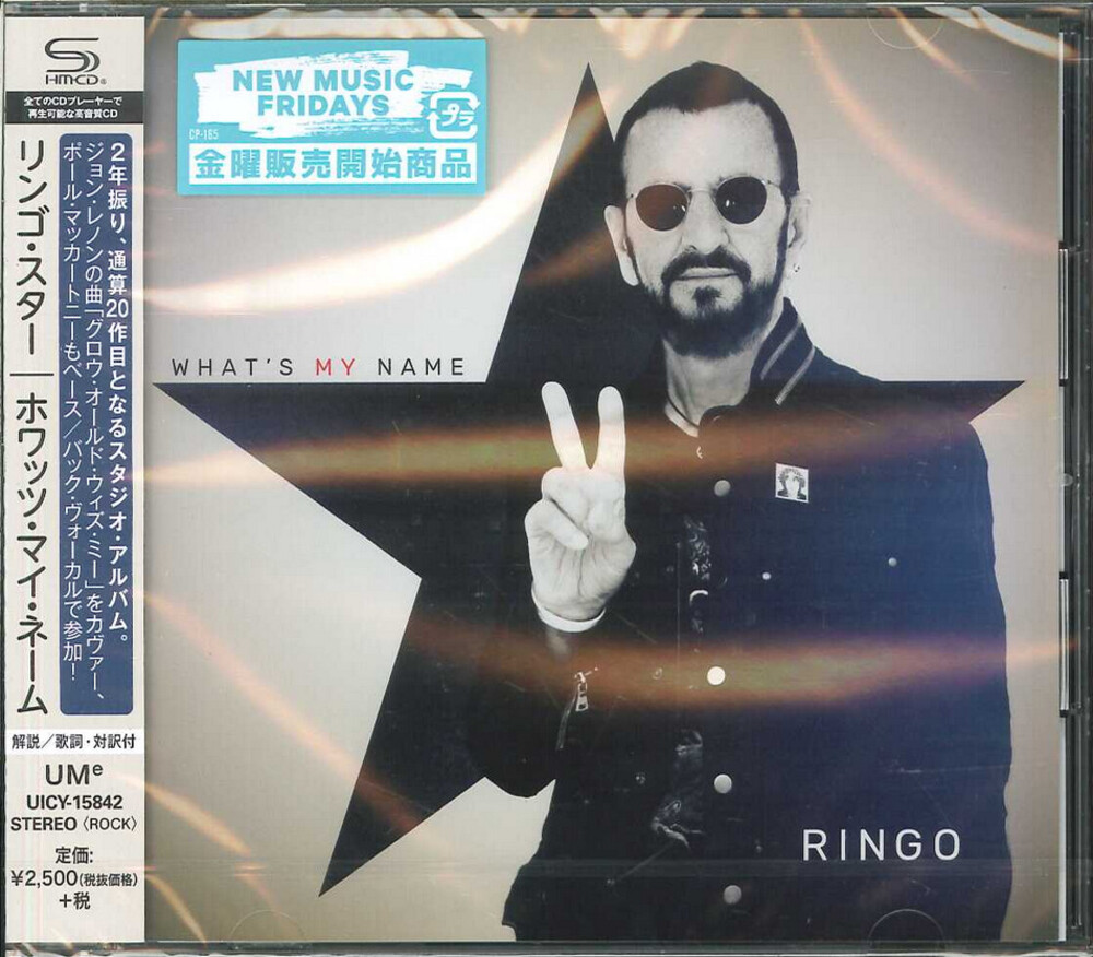 Ringo Starr - What's My Name [Import]