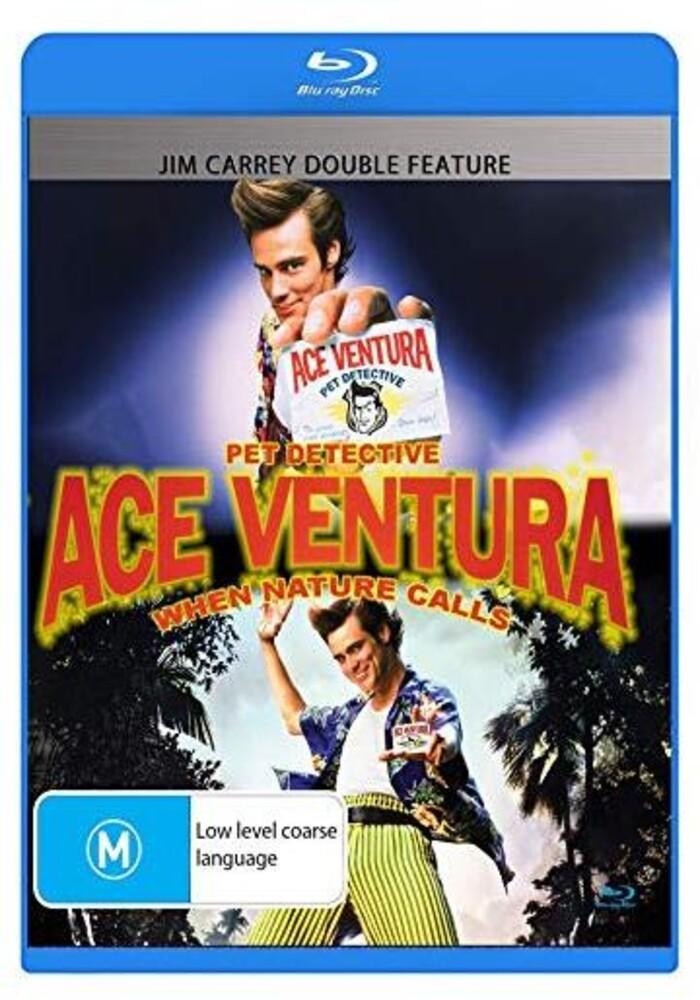 Courteney Cox - Ace Ventura / Ace Ventura 2 / (Aus)