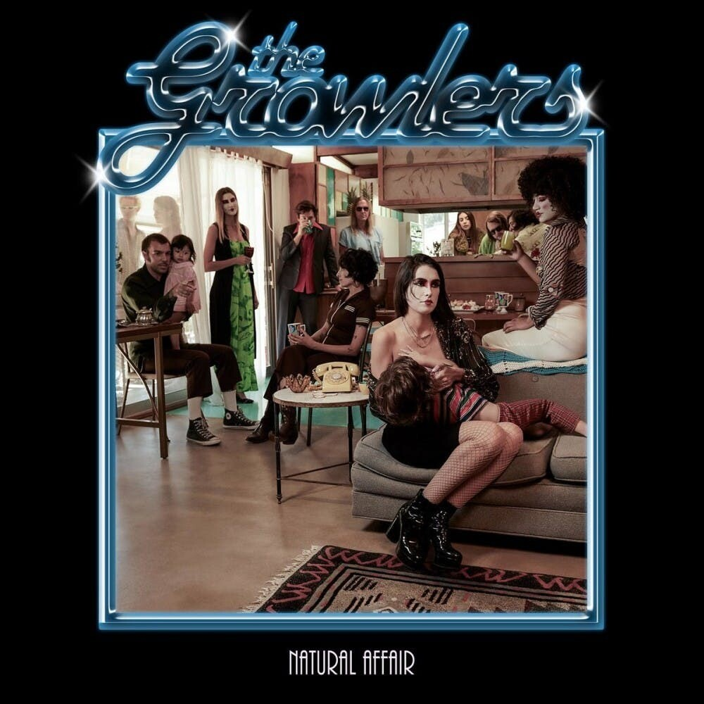 The Growlers - Natural Affair [LP]