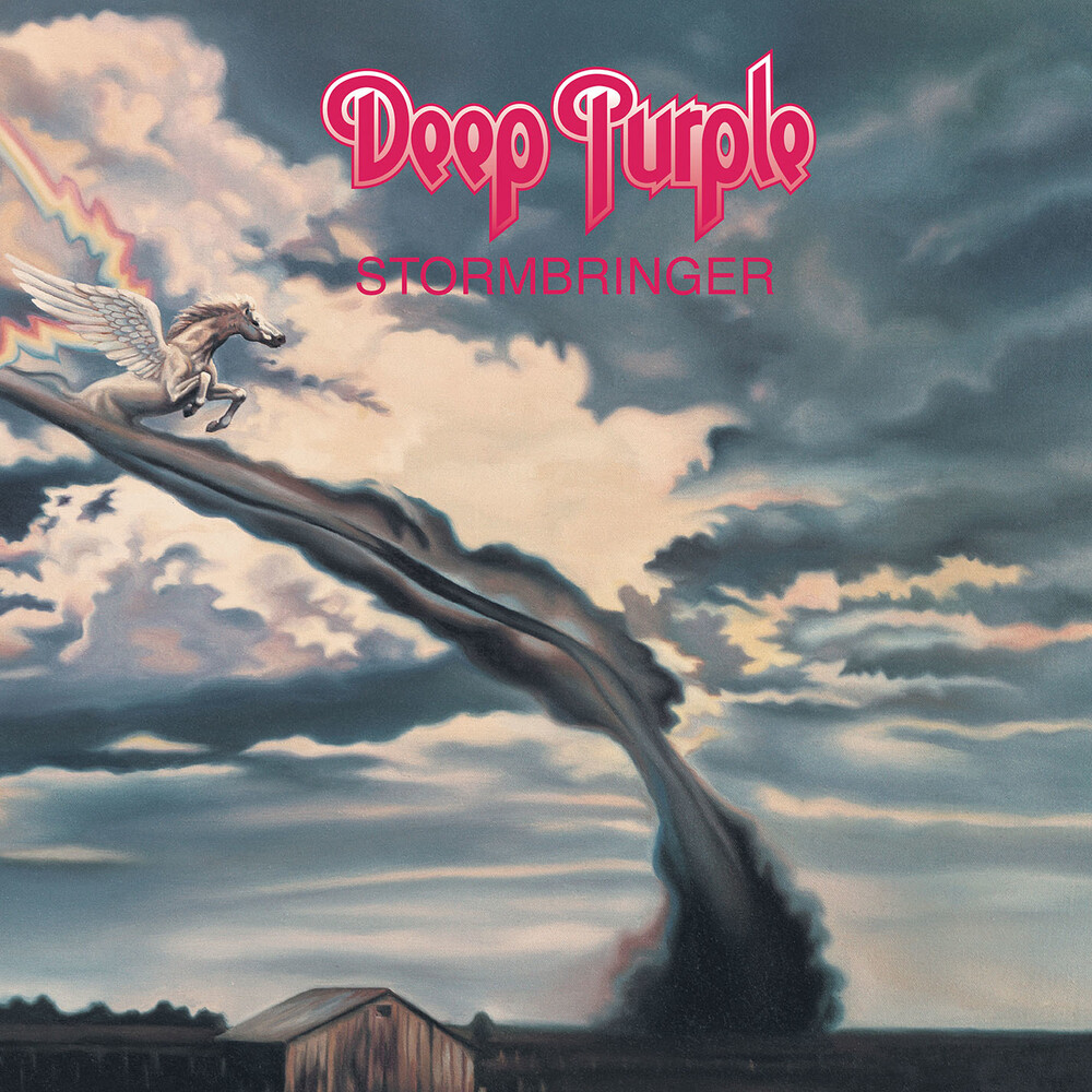 Deep Purple - Stormbringer [SYEOR 2020 Purple LP]