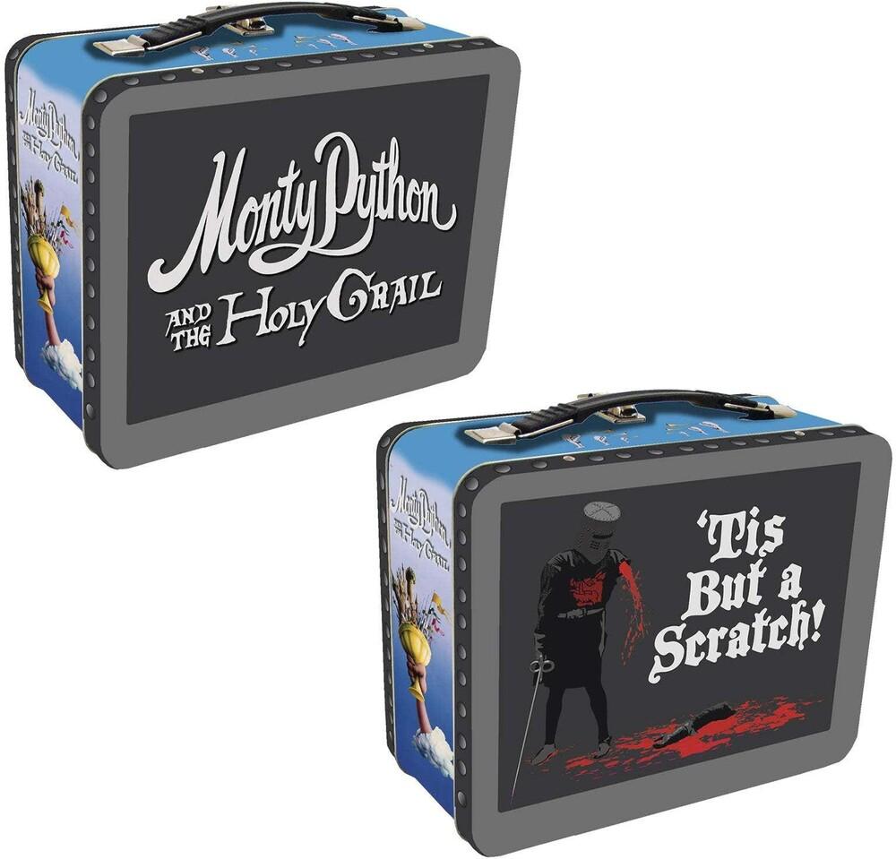 Monty Python - Black Knight Tin Tote - Monty Python - Black Knight Tin Tote