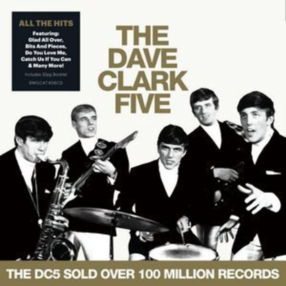 The Dave Clark Five - All The Hits [2LP]