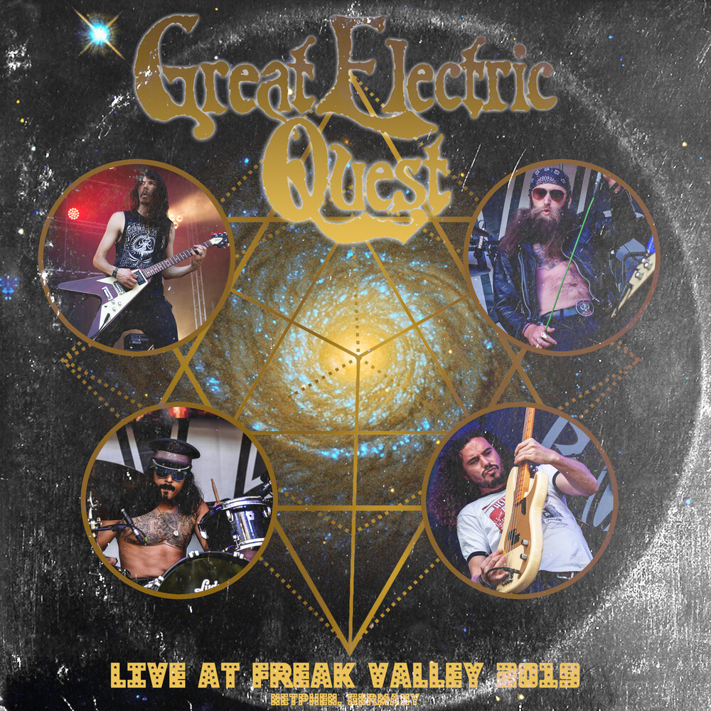 Great Electric Quest - Live At Freak Valley