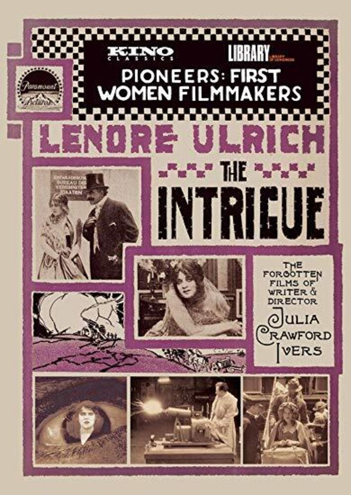- The Intrigue: The Forgotten Films of Writer & Director Julia Crawford Ivers