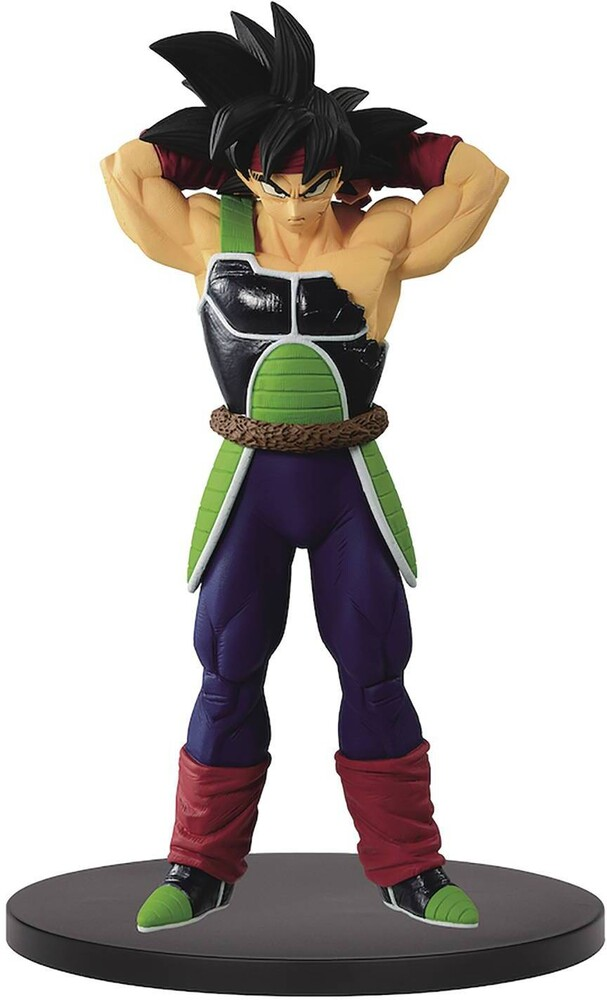 Banpresto - BanPresto Dragon Ball Z Creator x Creator Bardock Figure