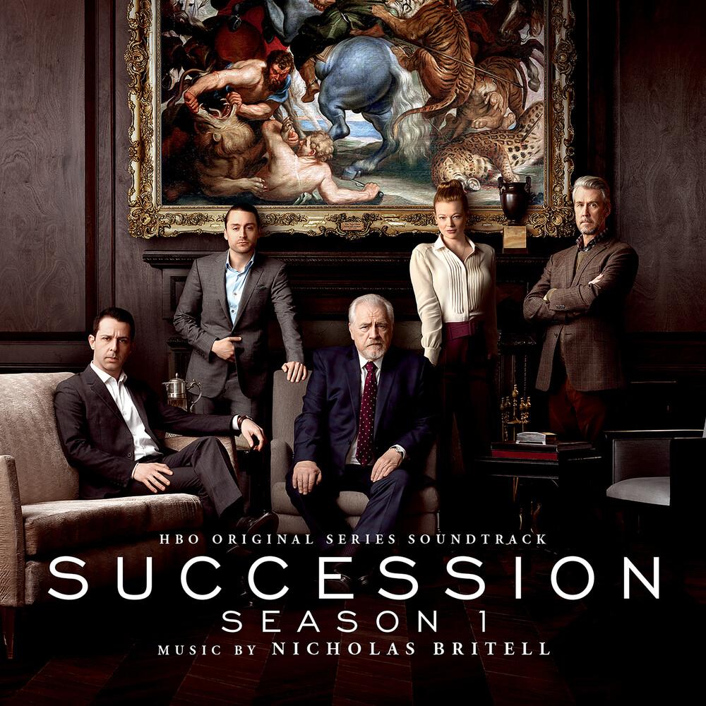 Nicholas Britell Ofv - Succession: Season 1 (HBO Original Series Soundtrack)
